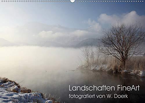 Landschaften FineArt (Wandkalender 2020 DIN A2 quer): Faszinierende Landschaftsstimmungen im Jahresablauf (Monatskalender, 14 Seiten ) (CALVENDO Natur)