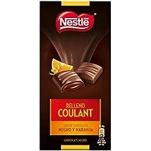 Nestlé Relleno Coulant Orange Chocolate negro y Naranja - Paquete de tabletas chocolate 16x150g - Total