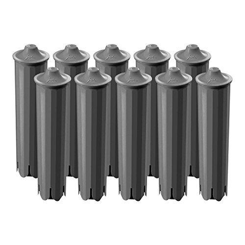 Filterpatronen (Jura 71793 Claris Smart-Filterpatrone, 10-er-Pack)