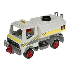 PLAYMOBIL Chauffeur et camion citerne