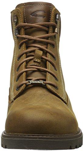 Camel Active Outback 26, Bottes Classiques Homme Jaune (Cinnamon/Bison 01)