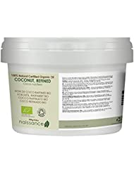 Huile Végétale de Coco Raffinée BIO - 250g