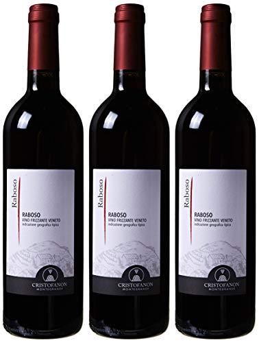 Raboso Colli Euganei IGT Montegrand, 0.75 L 3 Confezioni da 750 ml
