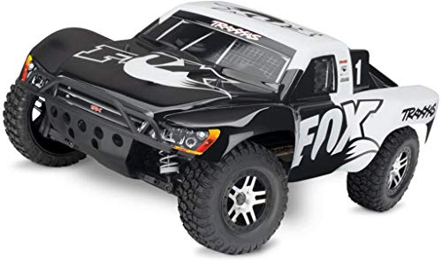 RC Short Course Truck kaufen Short Course Truck Bild 1: Traxxas 68086 4 Slash 4 x 4 Ma stab 1 10 4 WD Short Course Truck mit TQi 2,4 GHz Radio*