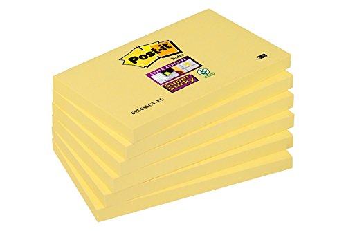 post-it-notes-super-sticky-jaunes-76-x-127-mm-lot-de-6-blocs