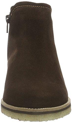 Daniel Hechter Damen Hj72323 Chelsea Boots Braun (dunkelbraun 610)
