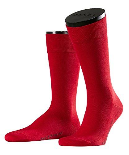 FALKE Herren Socken Cool 24/7, Gr. 41/42, Rot (scarlet 8280)