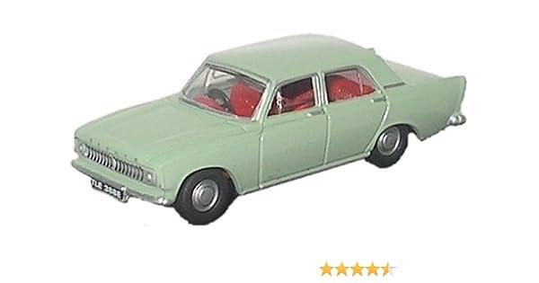 76ZEP008 Oxford Diecast 1:76 Scale OO Gauge Ford Zephyr Monaco Red