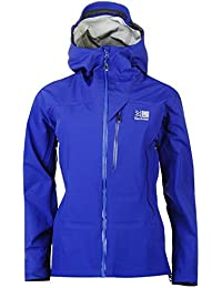 Karrimor Womens Hot Rock Jacket Waterproof Windproof Breathable Hooded Full Zip