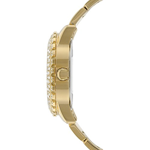 Guess Women's Analogue Quartz Watch with Stainless Steel Bracelet – W0335L2