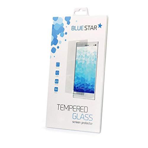 ALPEXE 66589 Verre Trempe/Vitre/ - Apple Iphone 5/5S Verre Trempe/Glass Bleu