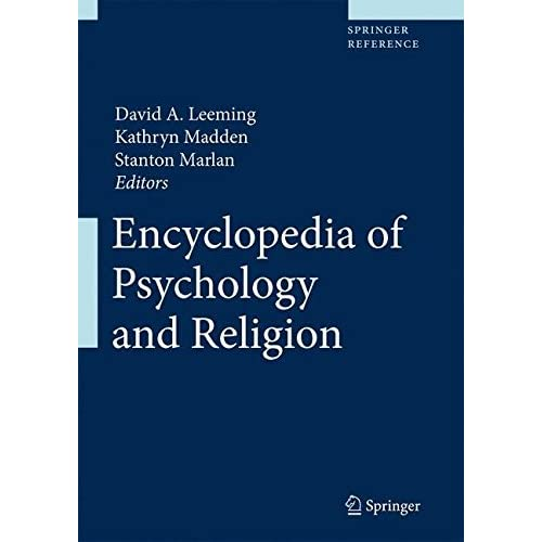 [(Encyclopedia of Psychology and Religion)] [Edited by David A. Leeming ] published on (October, 2009)