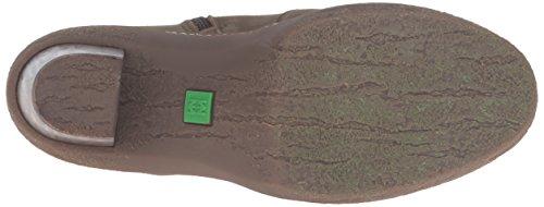 El Naturalista NF71 Pleasant Lichen - Stivali Corti da Donna Verde (Kaki)