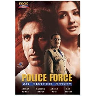 Police Force [VHS]