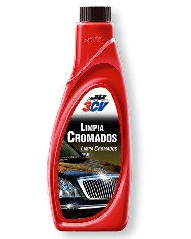 Limpia cromados 3cv 500 ml.