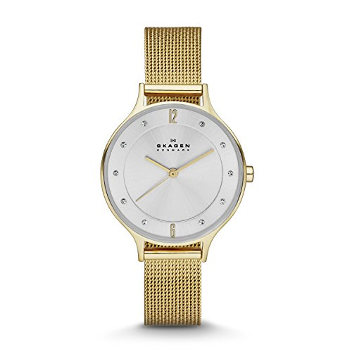 Skagen SKW2150 Damen-Uhren, Gold