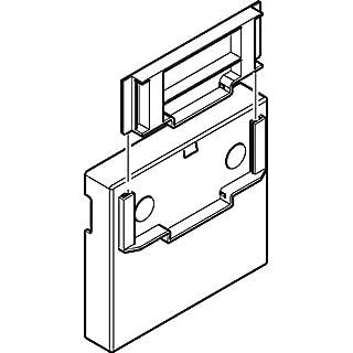 ABN Braun Zählerverschlußplatte PZV1N plombierbar Abdeckung für Verteilerfeld 4015153348035