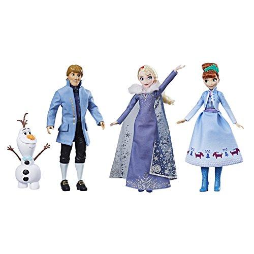 Hasbro Disney Die Eiskönigin C0449EU4 - Olaf taut auf Wahre Freunde, ()