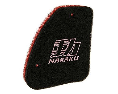 Luftfilter Einsatz NARAKU Double Layer für Speedfight 1 50cc, 2, Squab, TKR, Trekker