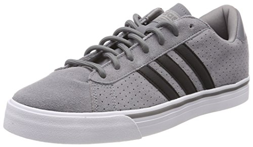 adidas Herren Cloudfoam Super Daily Gymnastikschuhe Grau (Grey Three F17/core Black/grey Four F17 Grey Three F17/core Black/grey Four F17)