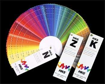 HKS - Ventaglio colori N