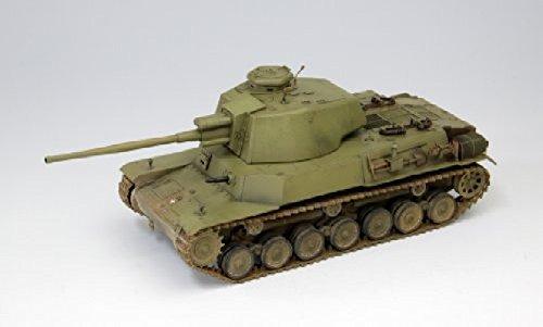 1/35Military Serie vier Formeln Tank Tito Prototyp Modell FM32