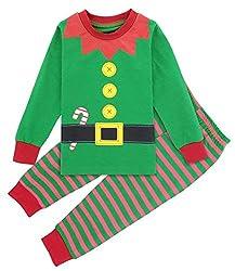Un perfetto pigiama natalizio per i tuoi ragazzi e ragazze.