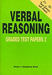 Verbal Reasoning: Graded Test Papers No. 2