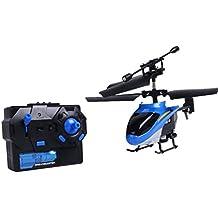 Fuibo Drone UAV, RC 2CH Mini rc Helicopter Radio Remote Control Aircraft Micro 2 Channel