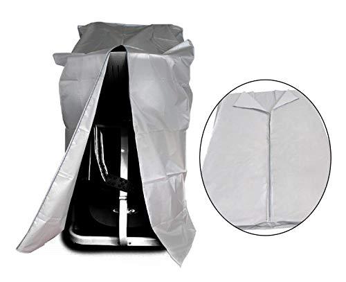 WGE Cinta de Correr Protectora: Cubierta Impermeable Grande con tamaños de Zipper.4 tamaños,90 * 75 * 145cm