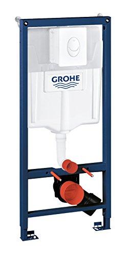 Preisvergleich Produktbild GROHE Rapid SL Set 3in1 für Wand-WC, 1,13 m, Wandwinkel 38722001