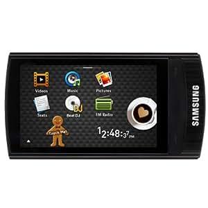 Samsung R1 2.7-inch 16GB MP4 Player - Black