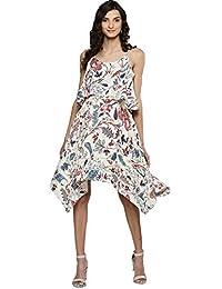 Label RITU KUMAR Crepe a-line Dress