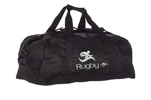 Kindertasche NT5688 schwarz Rugby