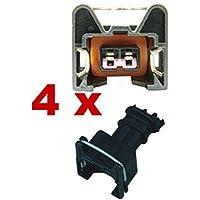 Reemplazo inyectores conector - BOSCH EV1 (4 x FEMALE) 1287013003, 1 287 013 003