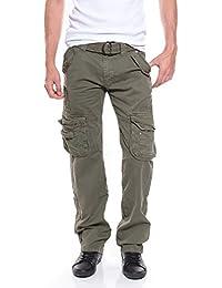 Ritchie - Pantalon Battle Quanto - Homme