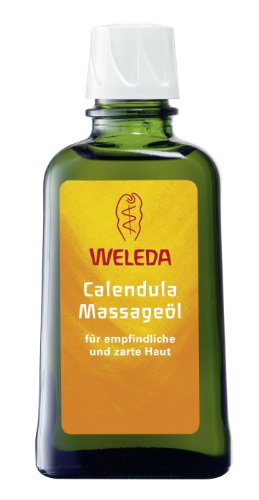 Weleda Calendula Massageöl, 200 ml