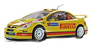 Hornby France - C2788 - Scalextric - Voiture  - Peugeot 307 Rally