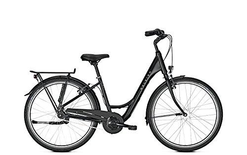 RALEIGH Cityrad Devon 7 Wave 28' 7G Rücktritt schwarz matt, Rahmenhöhen:55 cm, Farben:Schwarz-Matt