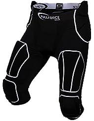 Full force pantalon 7 poches-cousus avec 7 pads Noir Noir