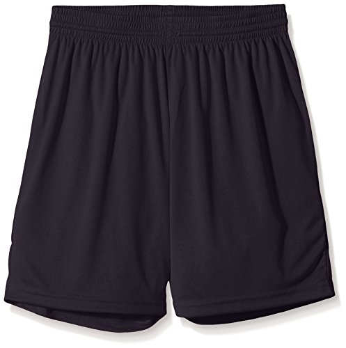 Jako Herren Shorts Palermo, schwarz, 5, 4409