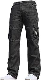 Amazon.co.uk: Cargo - Jeans / Men: Clothing