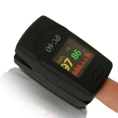 Fingerpulsoximeter PC 60C PRO 60c-serie