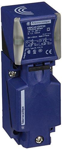 Schneider XS8C4A1DPP20 XS8-Indu. Näher.SCH. 40x40x117, Pbt, SN 20mm, 12-48 V DC, Klemmen