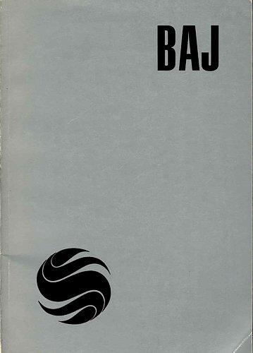 Enrico Baj. Peintures, dessins, collages, gravures et lithographies par Enrico (Milano, 1924 - Vergiate, 2003) BAJ