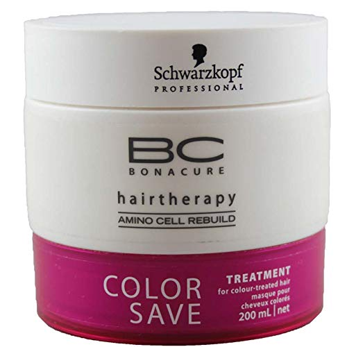Schwarzkopf BC Bonacure Color Save Treatment for Color-Treated Hair 200ml/6.8oz by Bonacure -