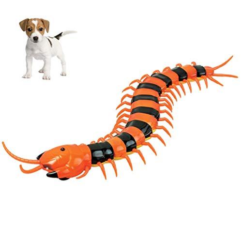Yshen Spielspaßhaustierspielzeugqualitäts-Haustier-Elektrisches Hundertfüßer-Spielzeug-Ferngesteuertes Kreatives Insekt-Spielzeug Für Hunde Und Katzen