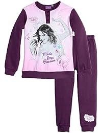 Violetta - Pyjama Violetta long en coffret violet 6 ans - 6 ans,8 ans,10 ans,12 ans,7 ans,11 ans