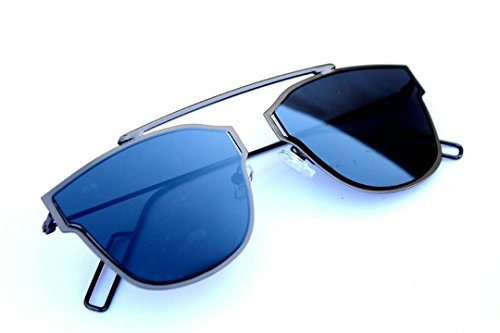 Xforia Unisex Blue Wayfarer Stylish Premium Quality Sunglasses