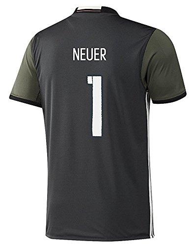 Trikot Adidas DFB 2016-2018 Away (Neuer 1, 140)